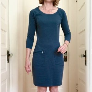 🍁 Merrell Comfy Ostrova Sheath Dress